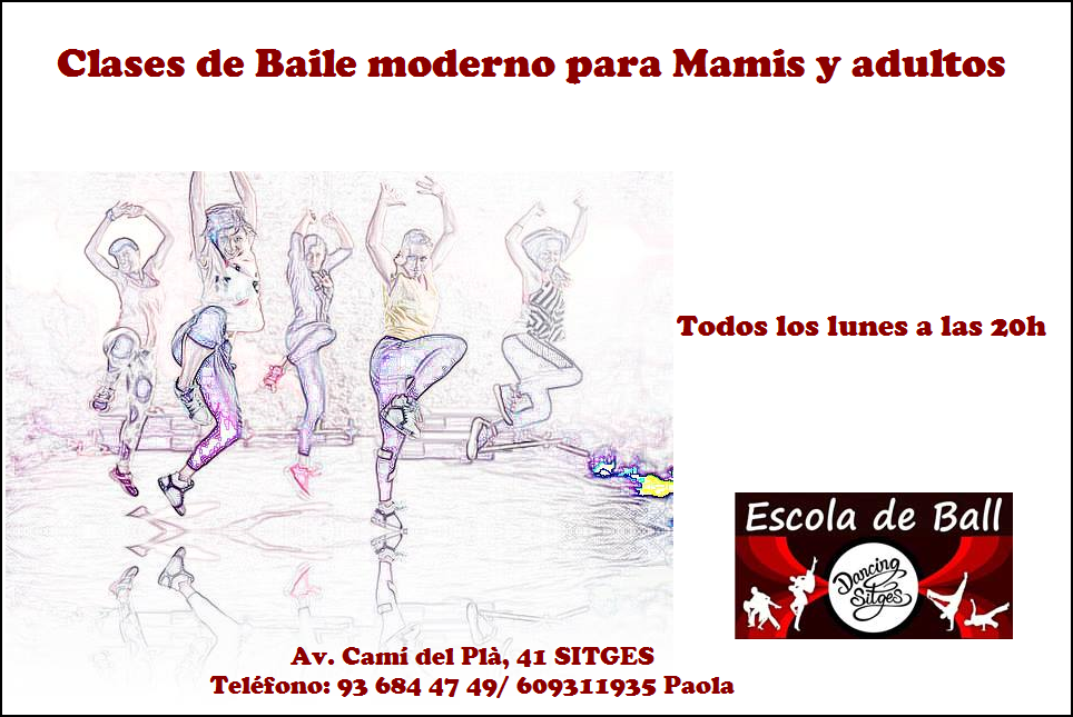 clases ball modern  sitges