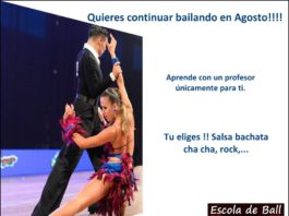 classes individuals dancing sitges