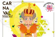 Cartel Carnaval Sitges 2019