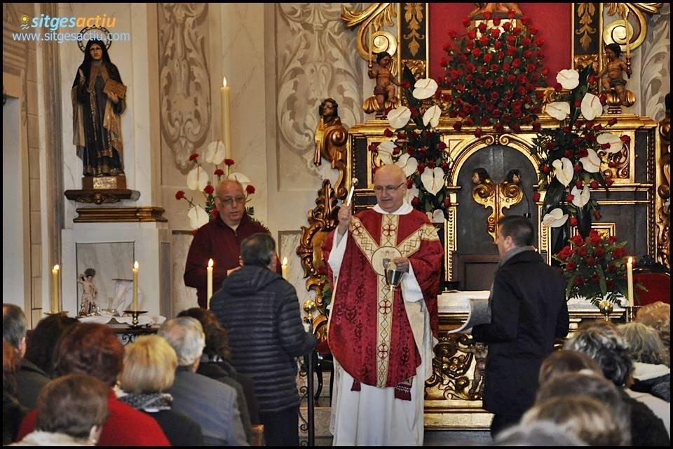 Festivitat de Sant Sebastiá Sitges 2019