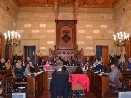 votacio pressupost ajuntament sitges
