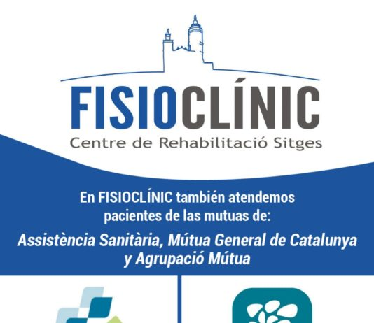 mutuas fisioclinic sitges