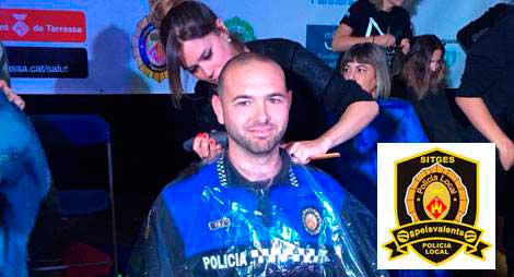 policia local sitges solidaria