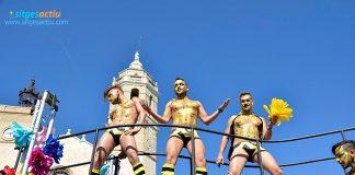 desfile sitges gay pride 2016