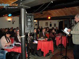 Fiesta Poesia sitges 2014