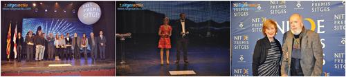 nit de premis sitges 2015