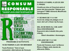 Jornades solidaries sitges 2019
