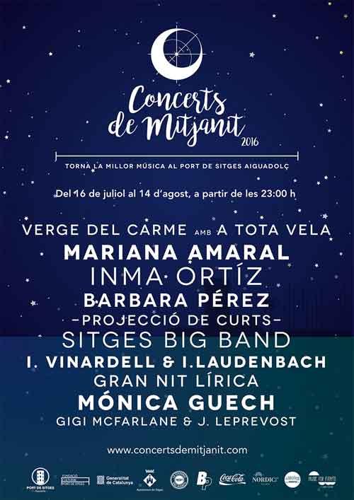 Concerts Mitjanit 2016