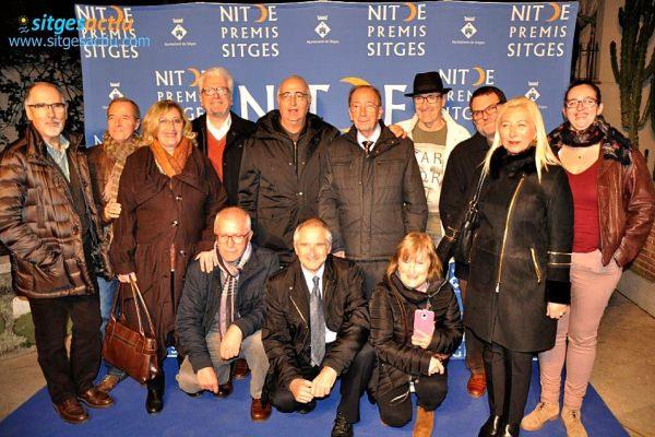 nit de premis sitges 2016