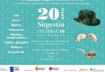 Sitgestiu cultural 2016