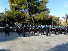 patro policia local sitges 2014