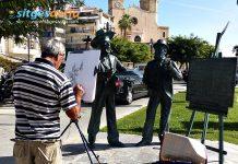 Dia de l artista Sitges 2014