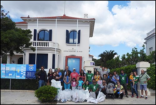 5a Jornada Sitges Clean Up Day