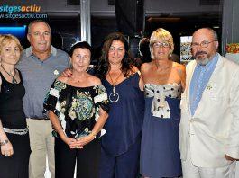 Cena anual a beneficio de la AECC Sitges 2016
