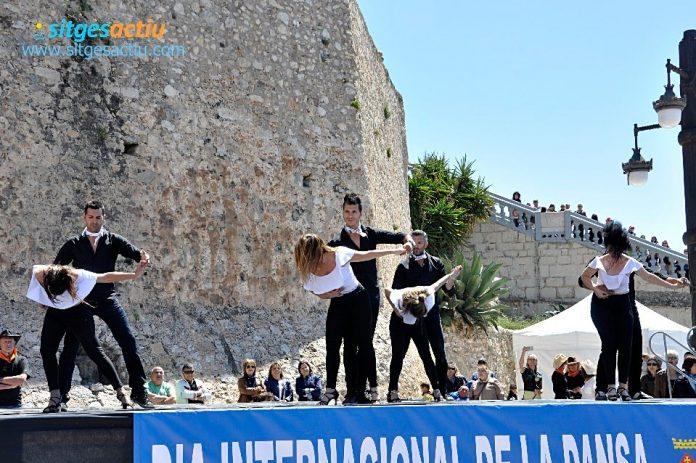 Día Internacional de la Danza Sitges 2016
