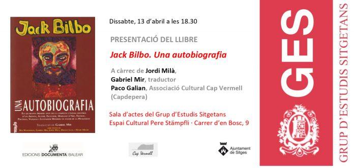 Jack Bilbo: Una autobiografia