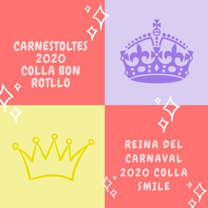 colles carnaval sitges 2020