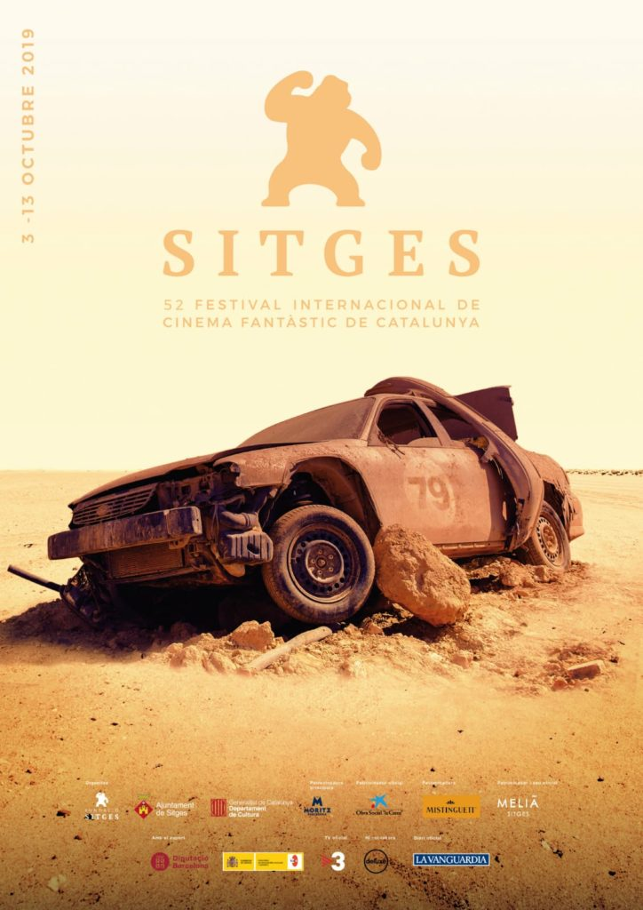 Cartell festival cinema sitges 2019