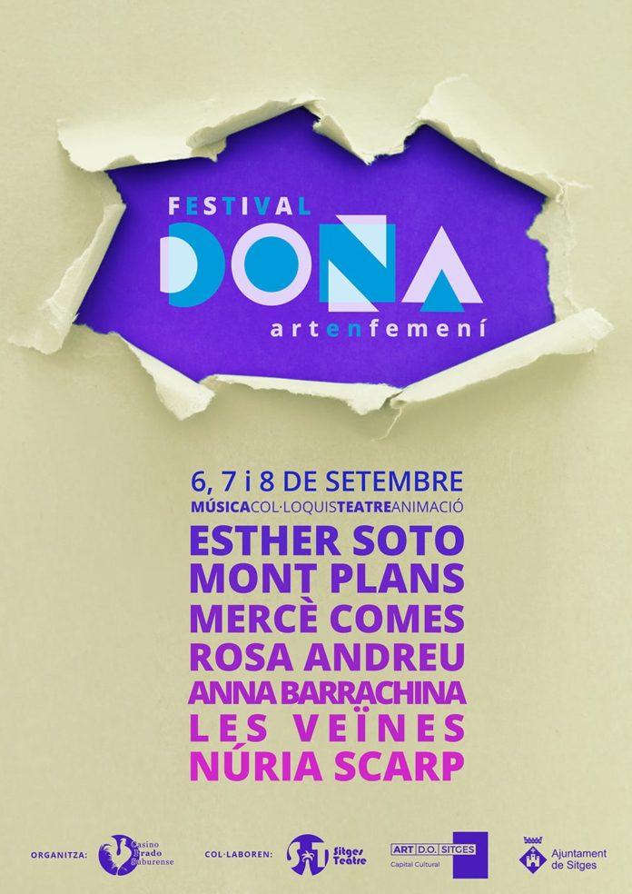 Festival Dona Art en femení