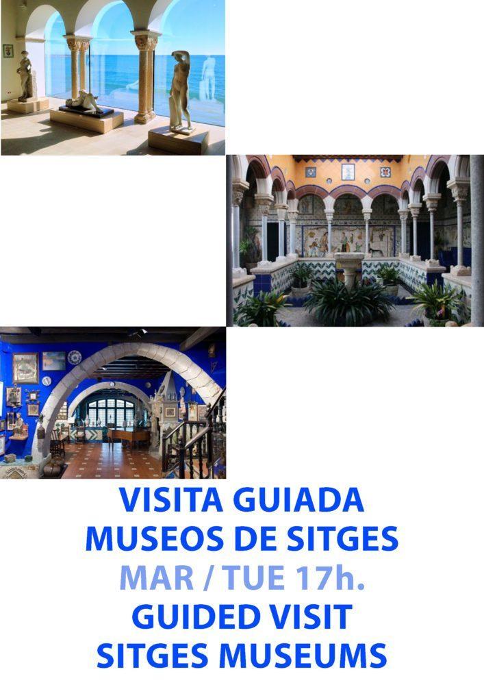 visita guiada museus sitges