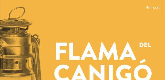 Flama del Canigó sitges 2019