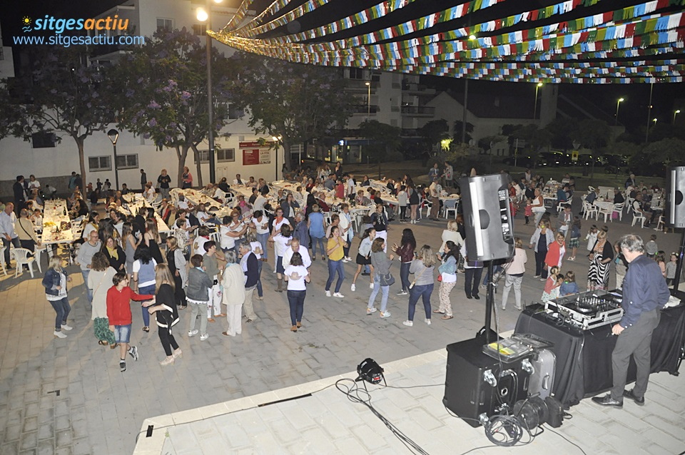 fiesta poble sec sitges 2019