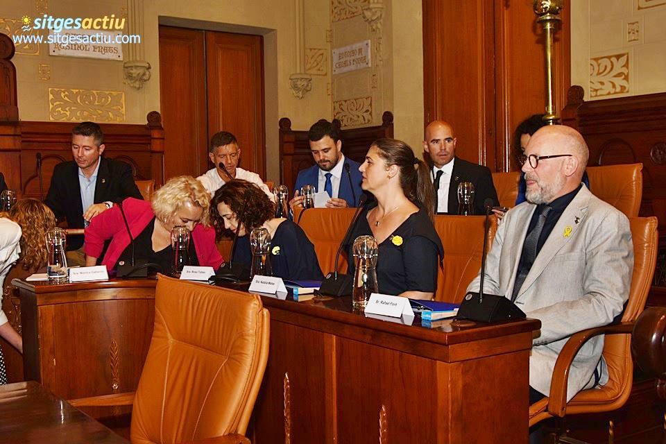 regidores Junts per Sitges
