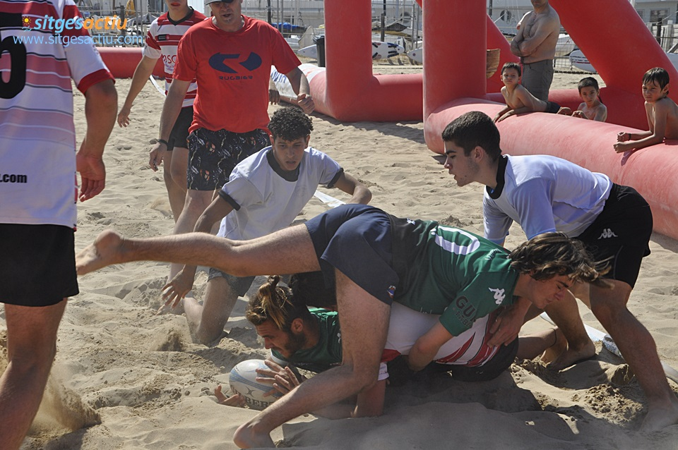 Rugby Platja Sitges 2019