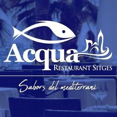 logo Restaurante Acqua Sitges