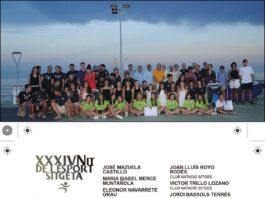 Noche del deporte Sitges 2019
