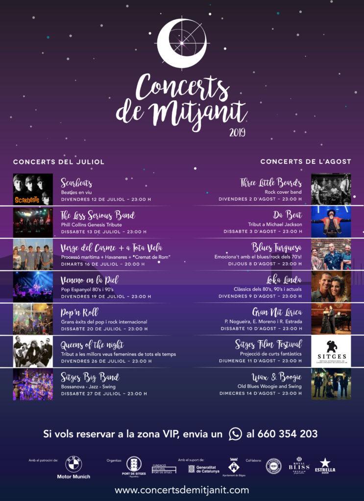 concerts mitjanit 2019