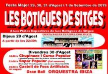 Fiesta Mayor de Les Botigues de Sitges 2019