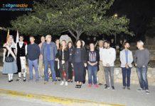Homenaje a Lluis Companys Sitges 2019