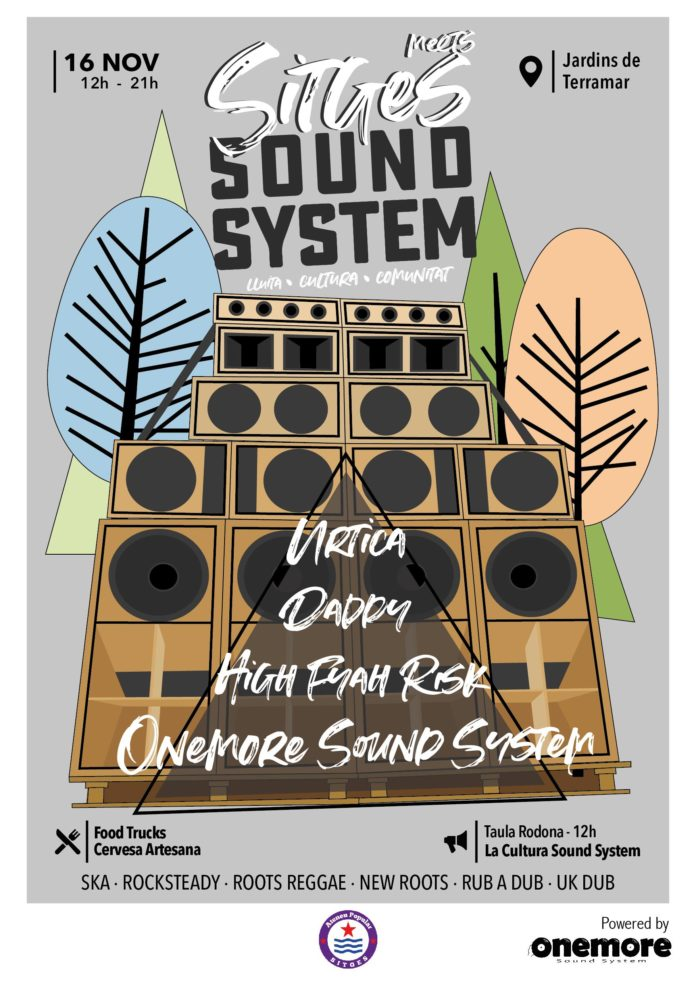Sitges meets Sound System 2019