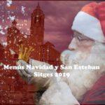 Menús Navidad y San Esteban Sitges 2019