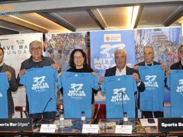 Media y Cuarto de Maratón Sitges 2020