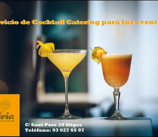 Servicio de Cocktail Catering para tus eventos