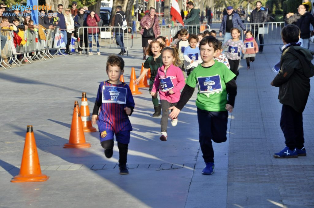 media y cuarto maraton sitges 2020