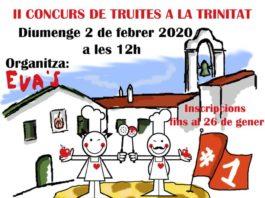 concurso de tortillas en la Trinidad