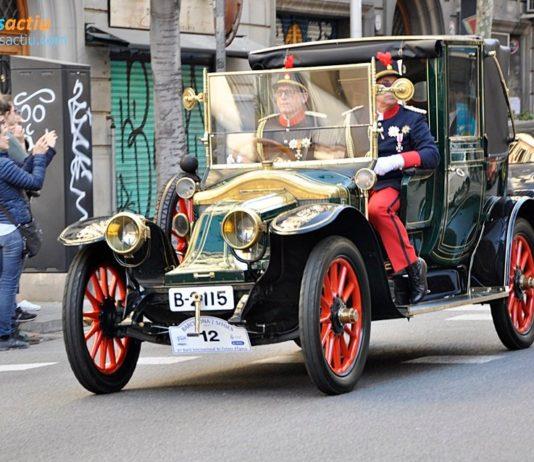 Rally Internacional de Coches de Época Barcelona-Sitges 2020