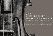 26º CONCURSO JOSEP MIRABENT I MAGRANS
