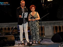 Fiesta de la Poesía 2020 en Sitges