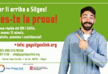 Noves proves de VIH i Sifilis a Sitges