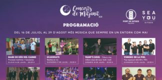 concerts de Mitjanit Sitges 2020