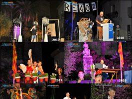 Pregón de la Fiesta Mayor de Sitges