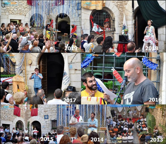 Pregon satirico fiesta mayor Sitges