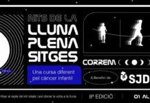 cursa Lluna Plena Sitges 2020